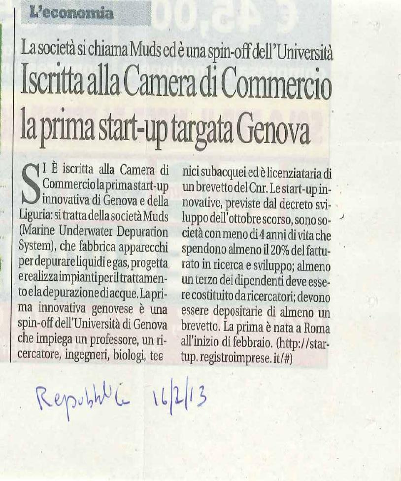 Repubblica 16-02-2013
