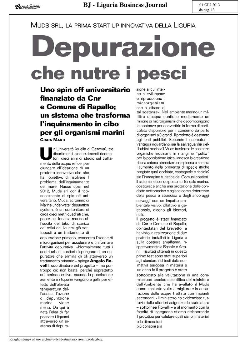 BJ Liguria 04-06-2013 pag.1