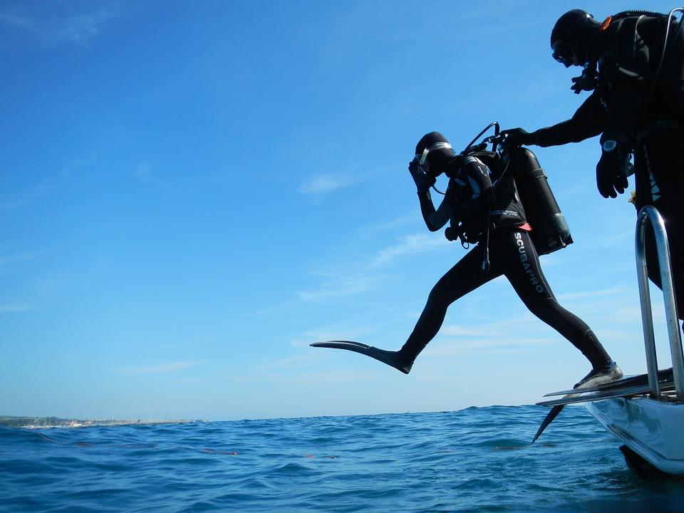 I nostri Divers Depurazione Marina MUDS